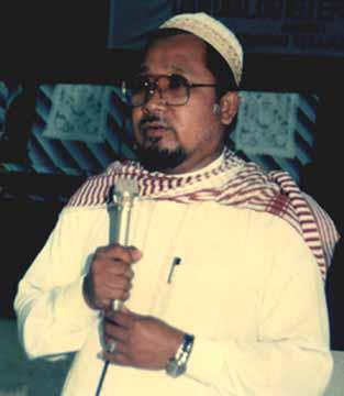 YB. Ustaz Ibrahim Mahmod