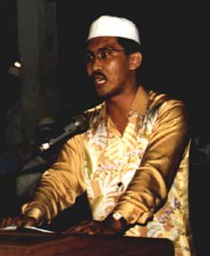 Sdr Takiyuddin Hassan